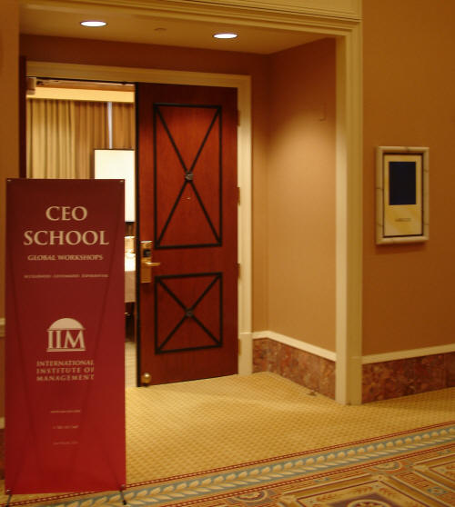 CEO School Executive Leadership and Strategy Workshops - International Institute of Management - USA - Las Vegas